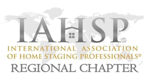 IAHSP Regional Chapter logo - generic