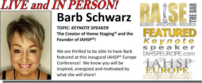BARB keynote announce promo