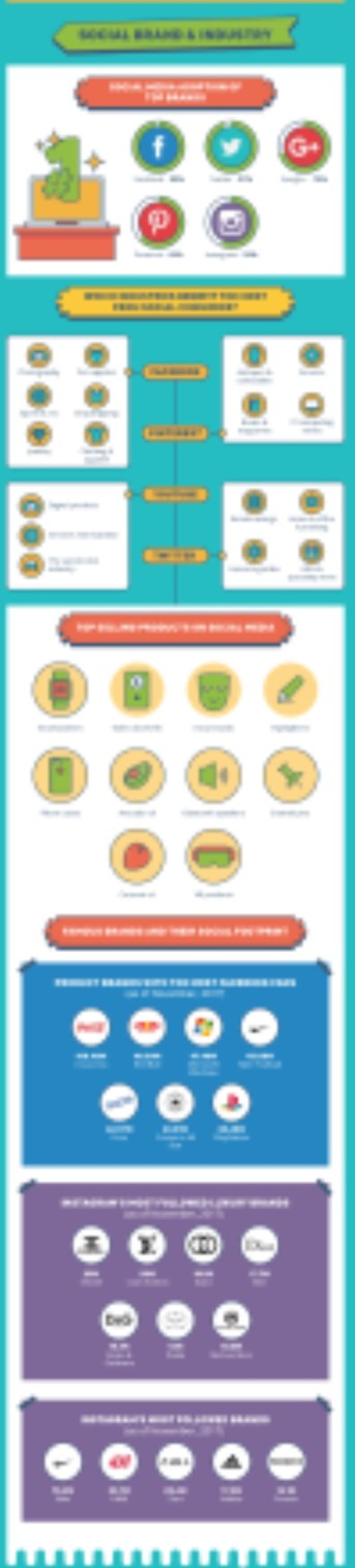 Social Network Infographic 4