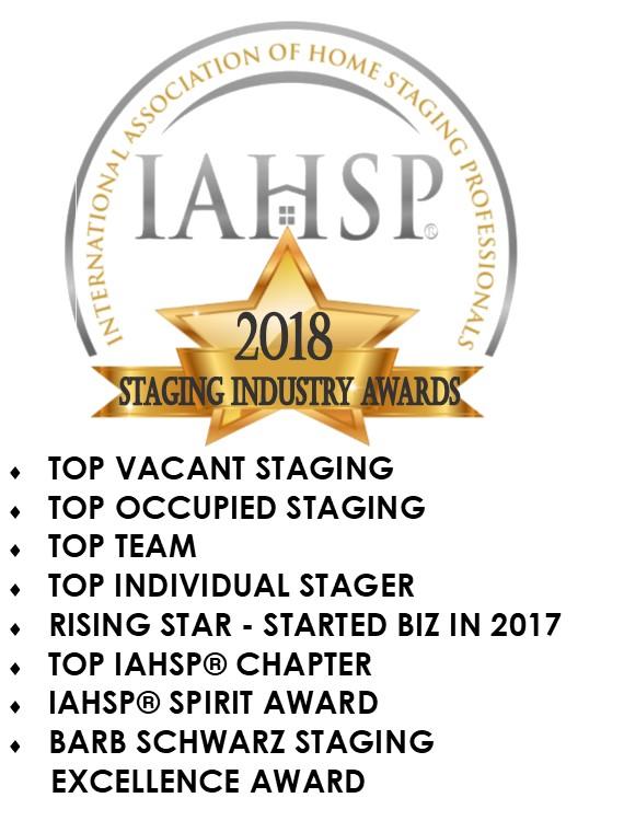 2018 Award Categories Promo