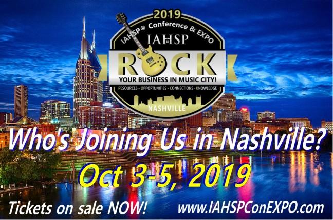 2019 Conf Promo - Nashville